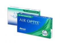 Air Optix for Astigmatism (3 linser)