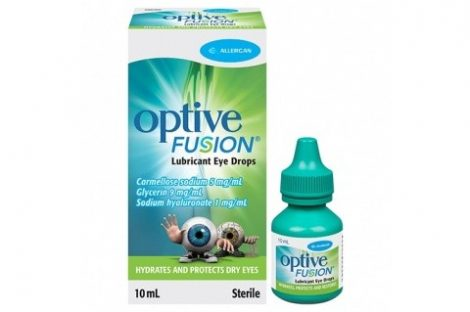 Optive Fusion (10 ml)