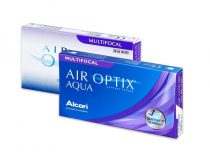 Air Optix Aqua Multifocal (3 linser)